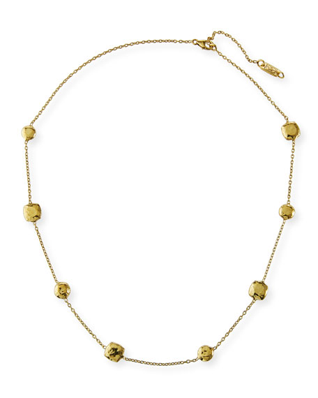 Ippolita Glamazon Gold-Station Necklace