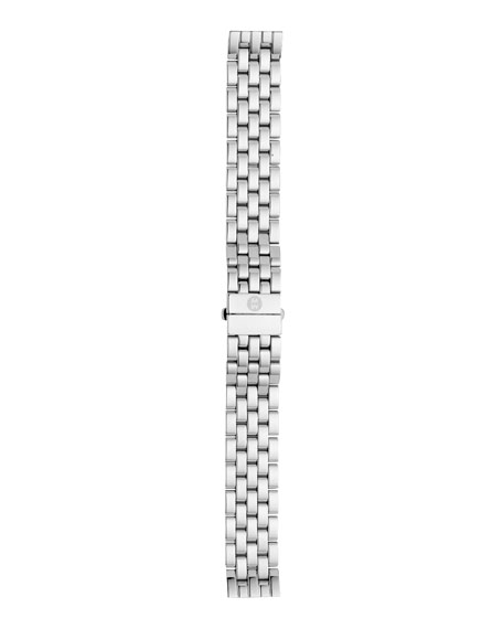 MICHELE 16mm Urban Mini Bracelet, Steel