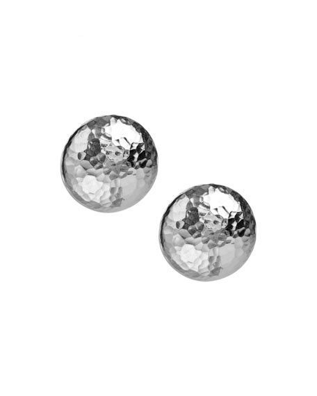 Glamazon Sterling Silver Clip Earrings