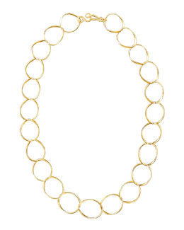 "Stephanie Kantis Chancellor Chain Necklace, 36""L"