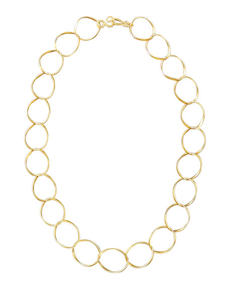 "Chancellor Chain Necklace, 36""L"