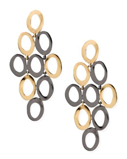 Ippolita Notte Cascade Earrings