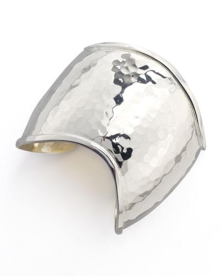 Nest Silver Cuff