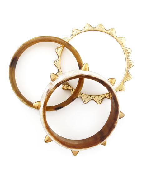 S/3 MWANGA BANGLE SET