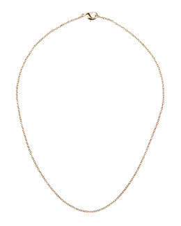 Kendra Scott 14k Gold-Plated Snake Chain Necklace