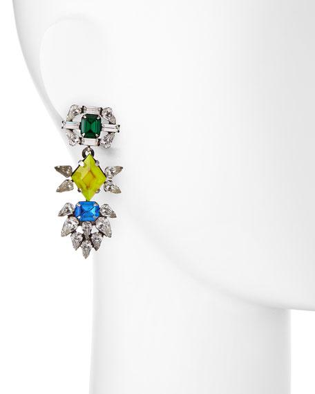 Dannijo Dorothy Crystal Earrings