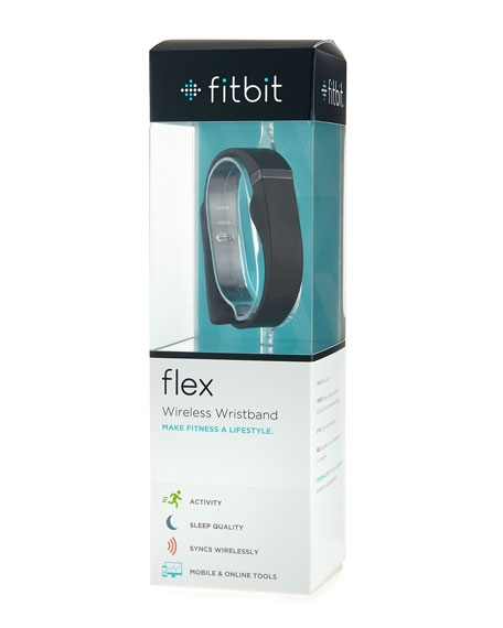 Fitbit Wristband, Black