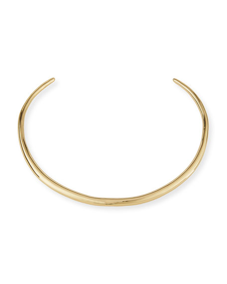 Alexis Bittar Miss Havisham Thin Collar Necklace