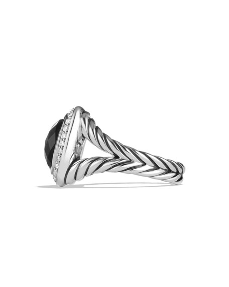 Image 4 of 5: David Yurman Albion Ring with Diamonds