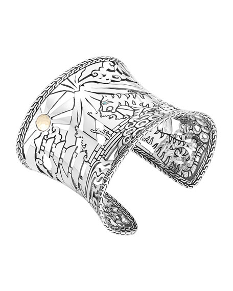 Classic Chain Heritage Limited Edition Macan Cuff