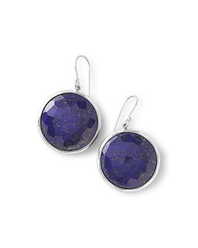 Rock Candy Single Large Stone Earrings