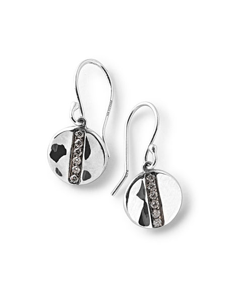 Ippolita Sterling Silver Senso™ Mini Disc Drop Earrings