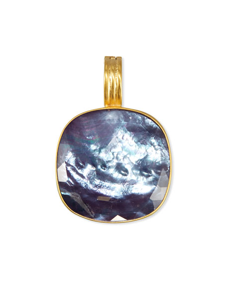 Dina Mackney Amethyst Doublet Enhancer