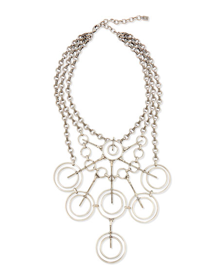 Dannijo Aquila Statement Necklace