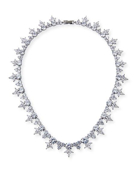 Womens Jagged Edge Y-Chain Necklace Fallon W6xsEzPJ1