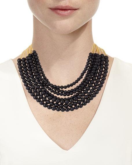 Mini Raissa Beaded Necklace