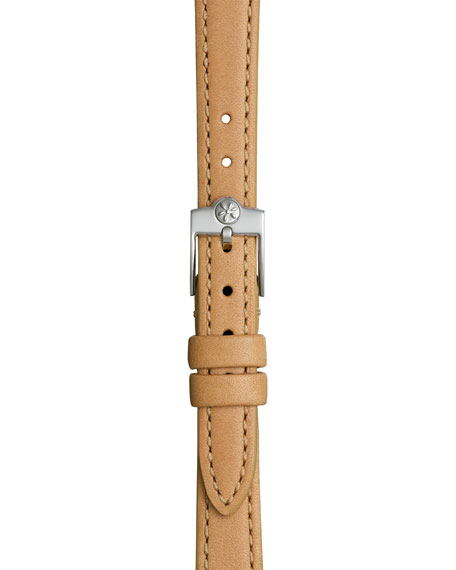 Gomelsky Q Leather Watch Strap