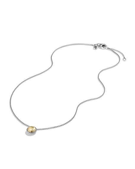David Yurman Petite Châtelaine Pendant Necklace
