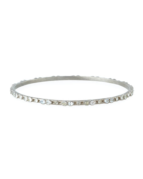 Armenta New World White Sapphire Bracelet