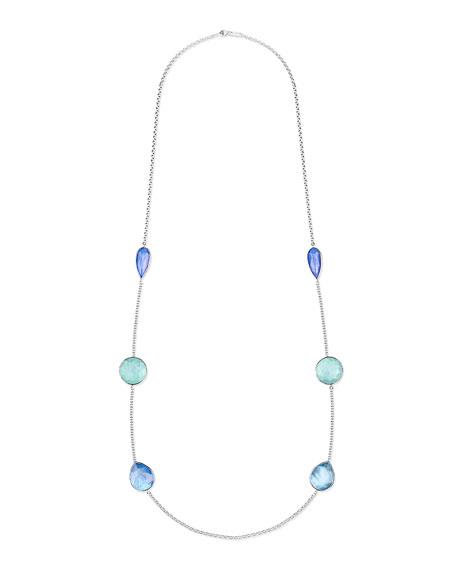 Ippolita 925 Rock Candy Wonderland Large Station Necklace