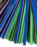 Rainbow Tassel Bag Charm