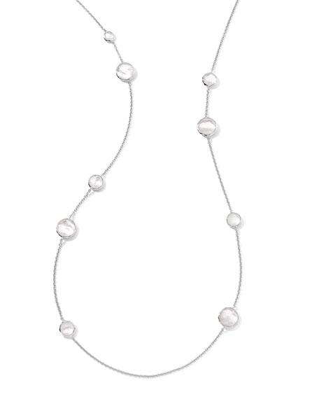 Ippolita Sterling Silver Wonderland Lollipop Station Necklace in