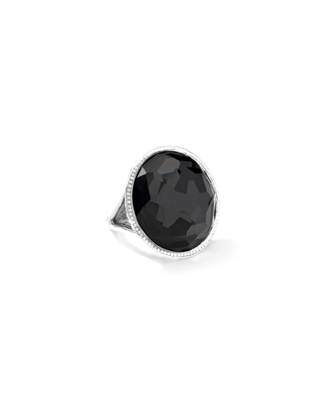 Ippolita Stella Large Lollipop Ring in Doublet with