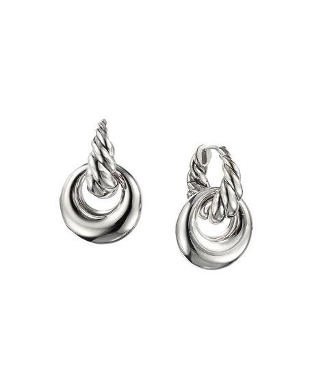 David Yurman Pure Form Doorknocker Earrings