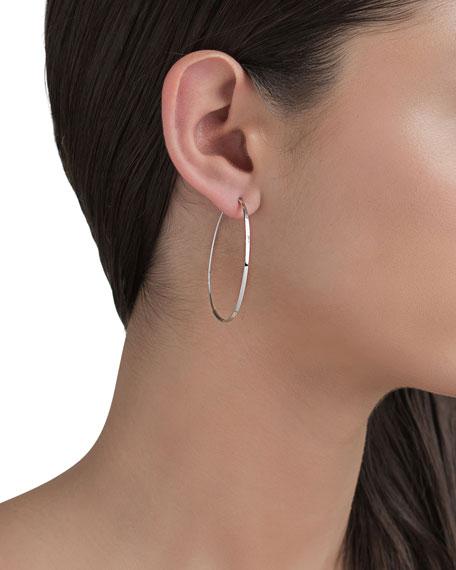 Bond Small Tear Hoop Earrings