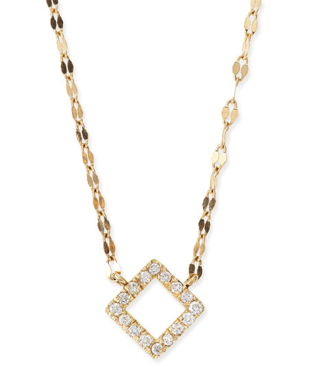 LANA Diamond Pendant Necklace