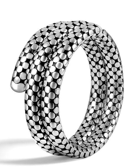John Hardy Dot Coil Bracelet