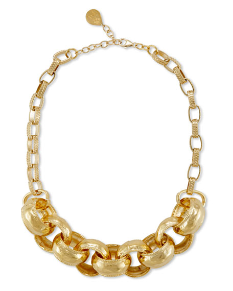 Thick Link Chain Necklace
