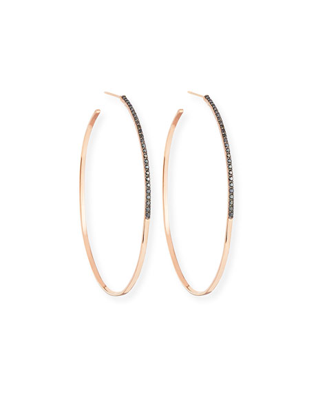 LANA Reckless Vol. 2 Large Femme Hoop Earrings