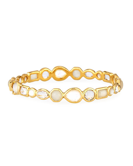 Ippolita 18K Rock Candy?? Hero Gelato Hinge Bangle