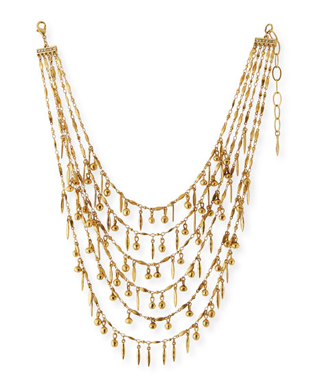 Multilayer Statement Necklace