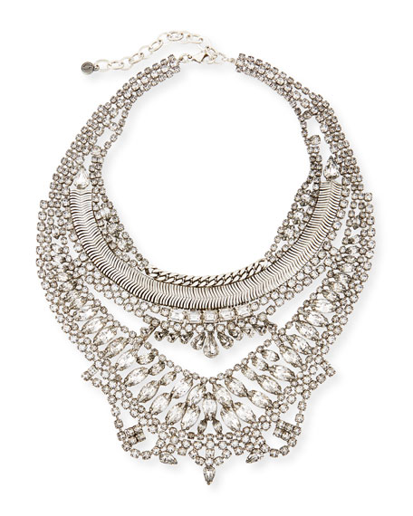Bobbie Statement Necklace