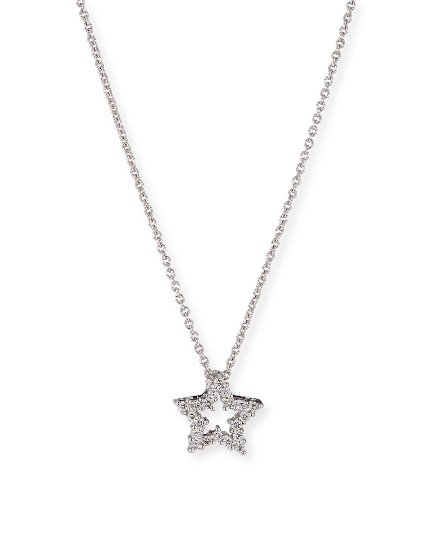 18k Gold Diamond Necklace | Neiman Marcus