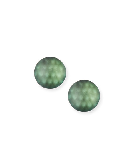 Medium Dome Clip-On Earrings