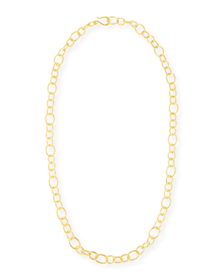 Dina Mackney 18K Gold Vermeil Chain, 36