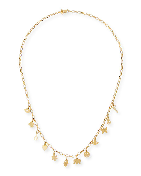 Pure Charm 14K Gold Necklace
