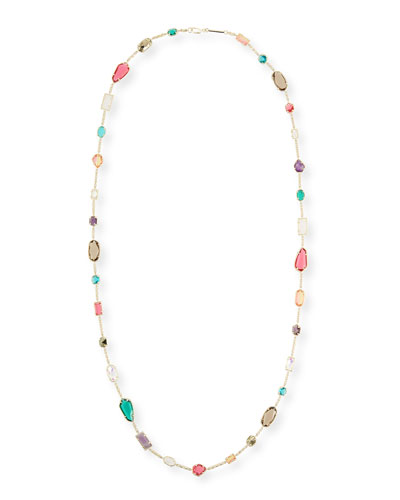 Josep Crystal Statement Necklace
