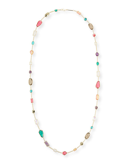 Kendra Scott Josep Crystal Statement Necklace