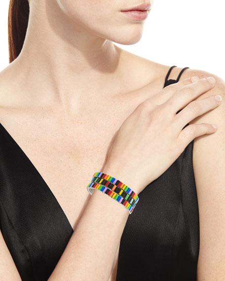 Watch Out Stretch Bracelet, Multi