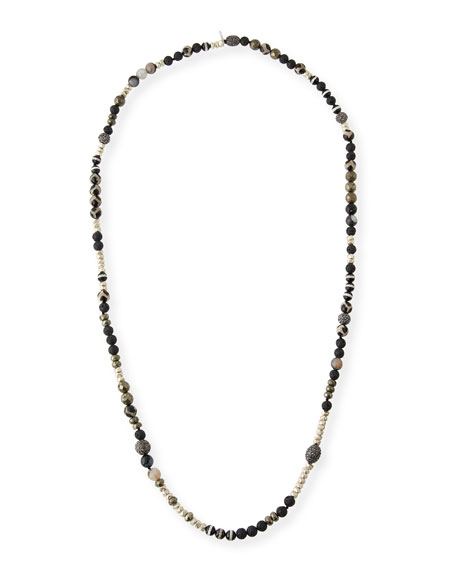Hipchik Allie Beaded Necklace
