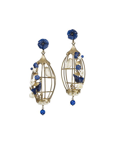 Of Rare Origin Aviary Lovebird Lapis & Pearl