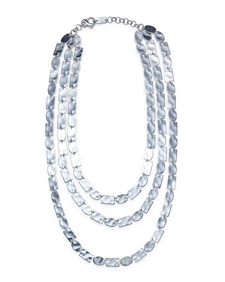 Ippolita Senso™ Triple Mixed Disc Necklace