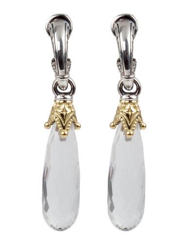 Pythia Narrow Dangle Earrings