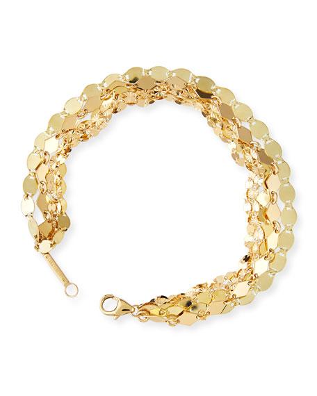 LANA 14k Mega 5-Strand Bracelet
