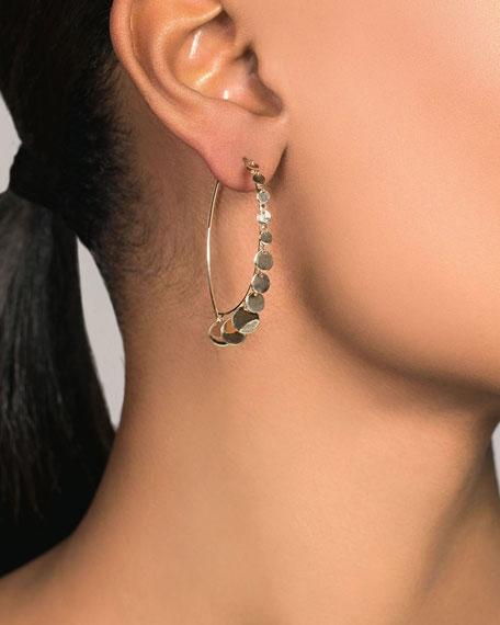 LANA Small 14k Upside Down Dangle Earrings