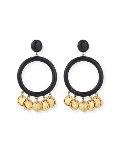 Azali Dangle Earrings